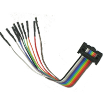 10-Pin ISP Split Cable (2.00mm)
