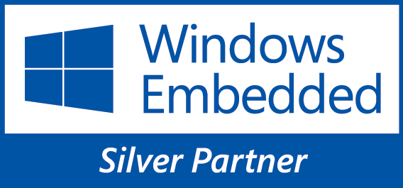 Microsoft Windows Embedded Partner Logo